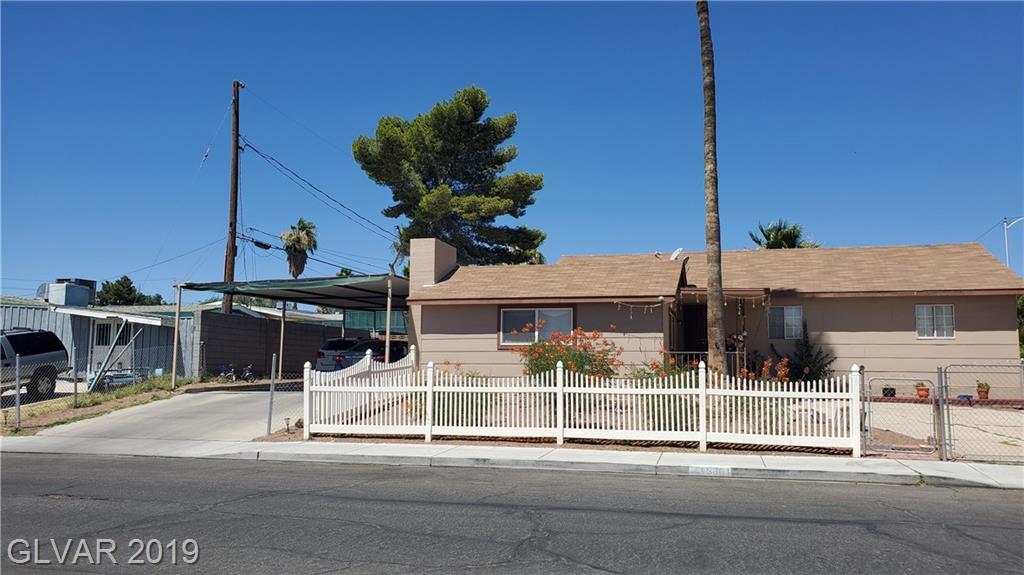5301 Gipsy Avenue Las Vegas NV 89107