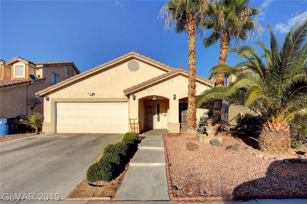 3628 Sable Palm St North Las Vegas NV 89032
