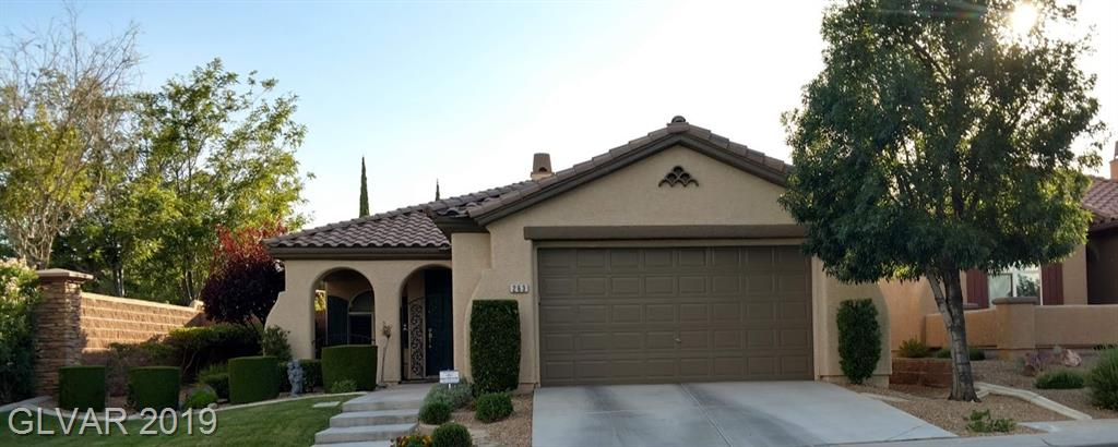 263 Bamboo Forest Pl Las Vegas NV 89138