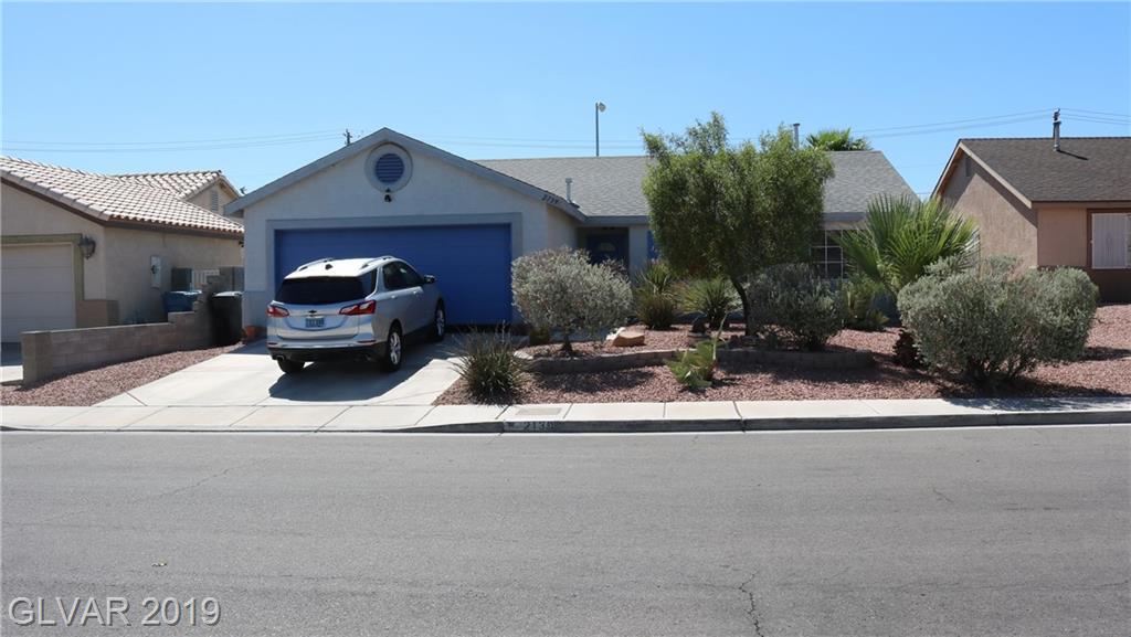 2139 Patriotic Ln. Ln North Las Vegas NV 89032