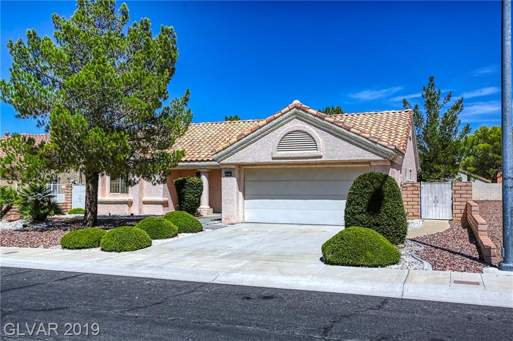 2820 Morning Ridge Drive Las Vegas NV 89134
