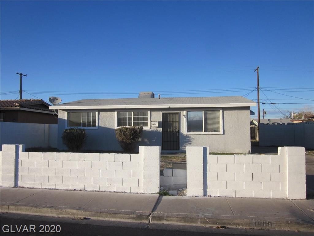 1900 West Nelson Ave North Las Vegas NV 89032
