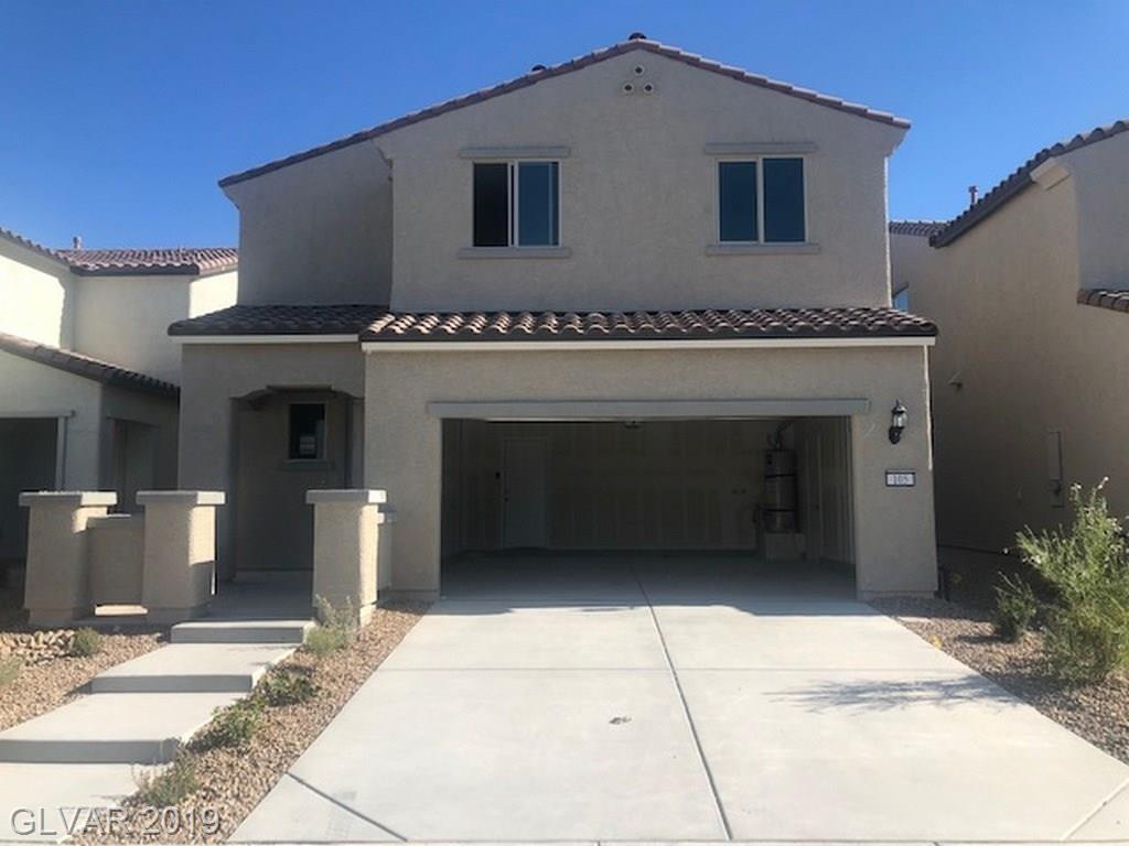 105 Thorntree Avenue North Las Vegas NV 89031