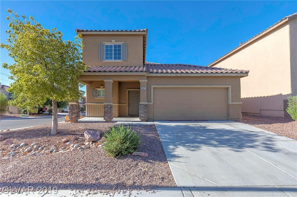 3641 Carisbrook Drive North Las Vegas NV 89081