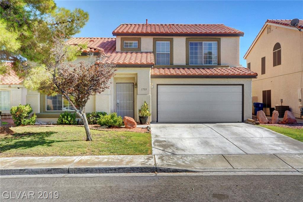 1735 Ashburn Dr North Las Vegas NV 89032