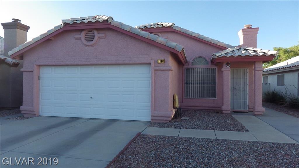 7140 Desert Clover Court Las Vegas NV 89129