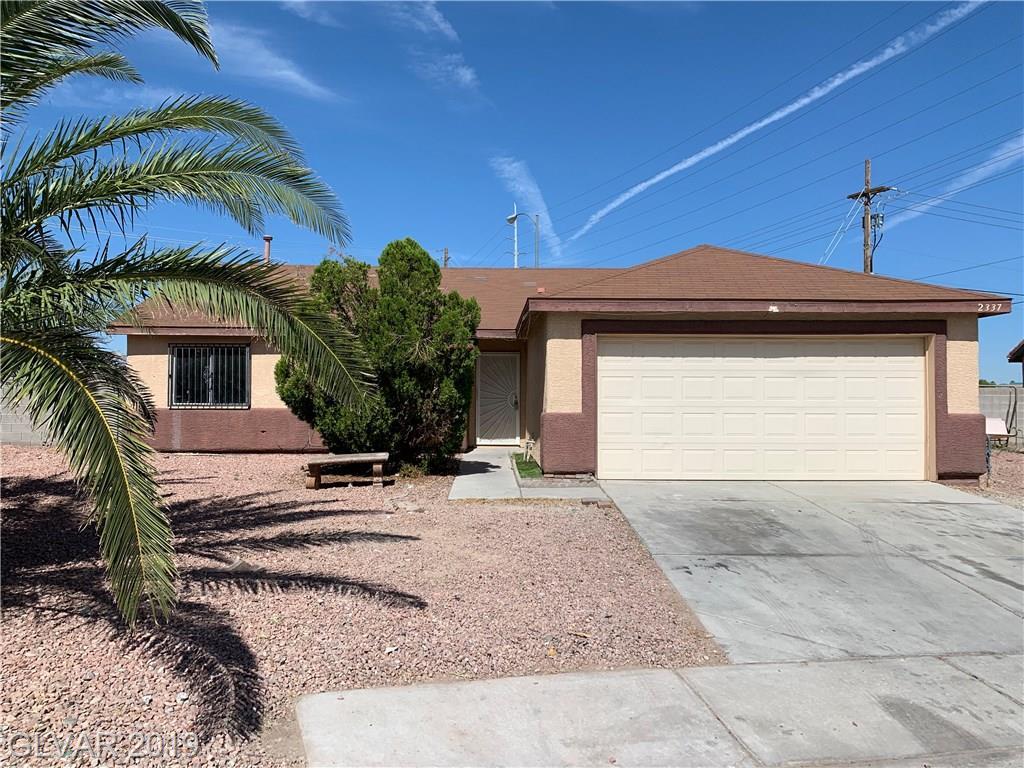 2337 Fields St North Las Vegas NV 89032