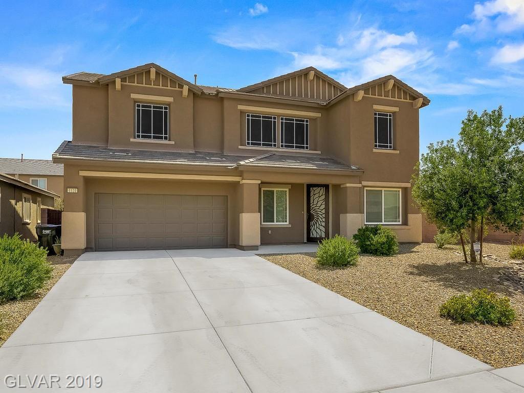 1121 Barron Creek Ave North Las Vegas NV 89081