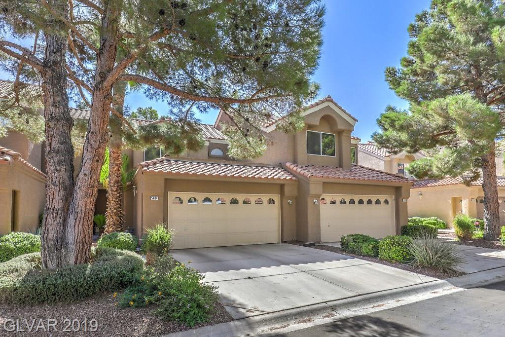 5404 La Patera Lane Las Vegas NV 89129