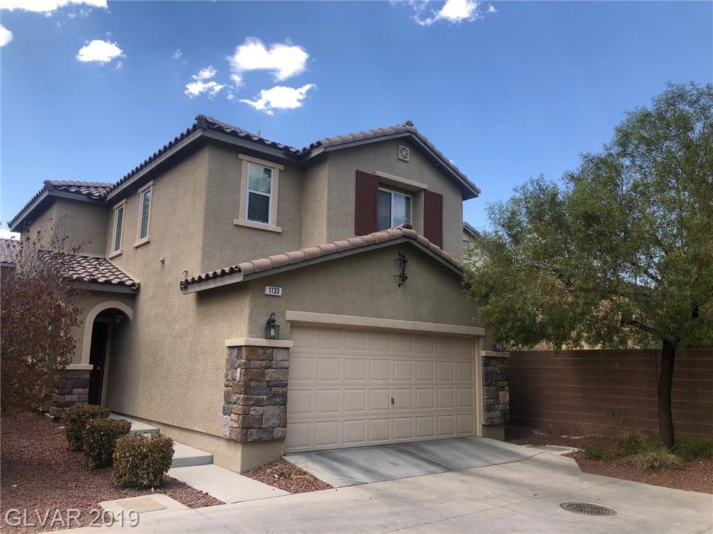 1133 Via Scula Las Vegas NV 89052