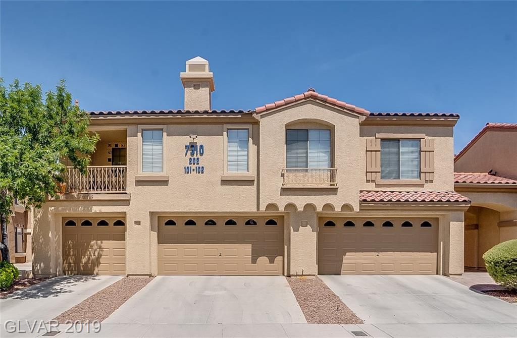 7310 Camrose Ridge Pl 101 Las Vegas NV 89149