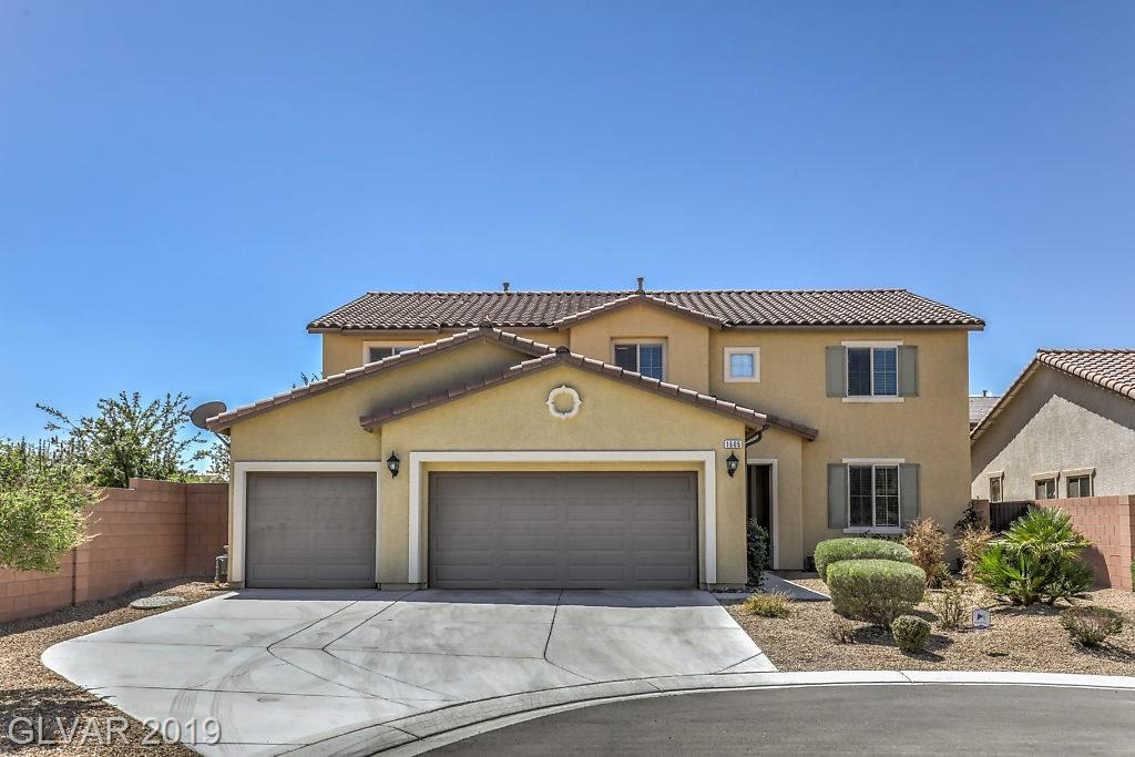 1605 Dornie Ave North Las Vegas NV 89084
