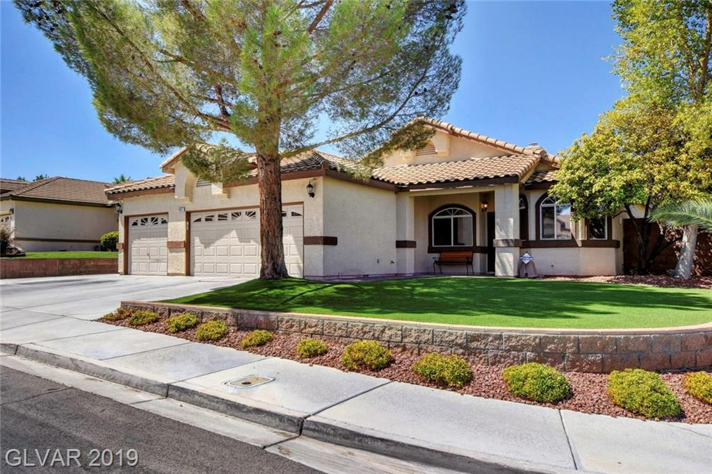 467 Mountain Heights Ct Henderson NV 89052
