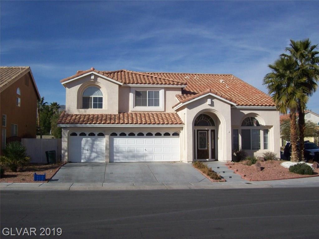 3925 Larkcrest Street Las Vegas NV 89129