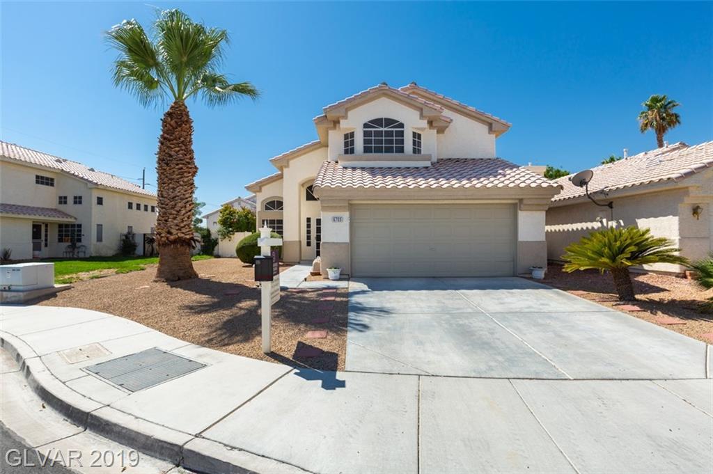 6705 Painted Canyon Ct Las Vegas NV 89130