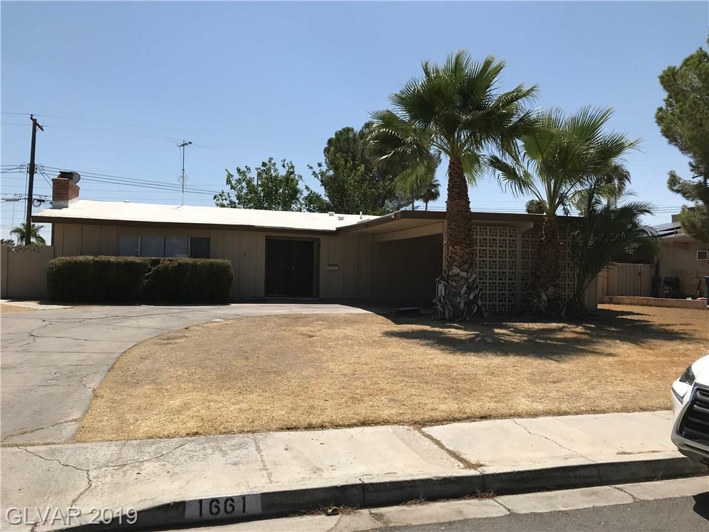 1661 Silver Mesa Way Las Vegas NV 89169