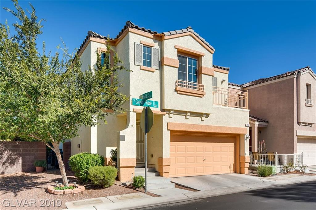 7312 Carrot Ridge Las Vegas NV 89139