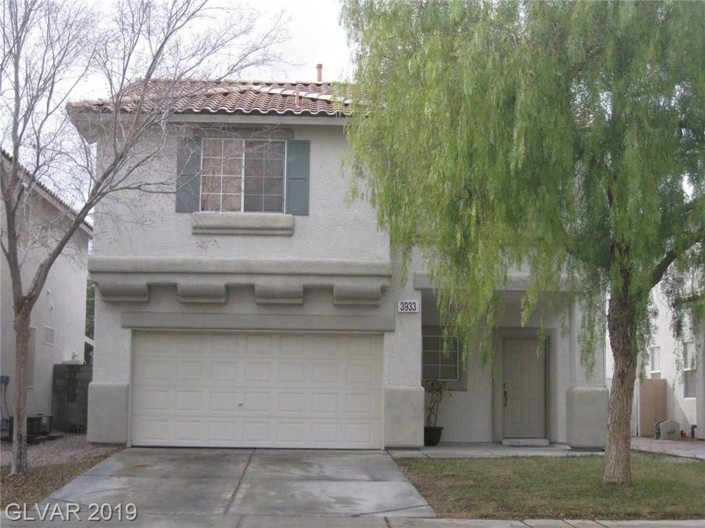 3933 Gold Point Street Las Vegas NV 89129