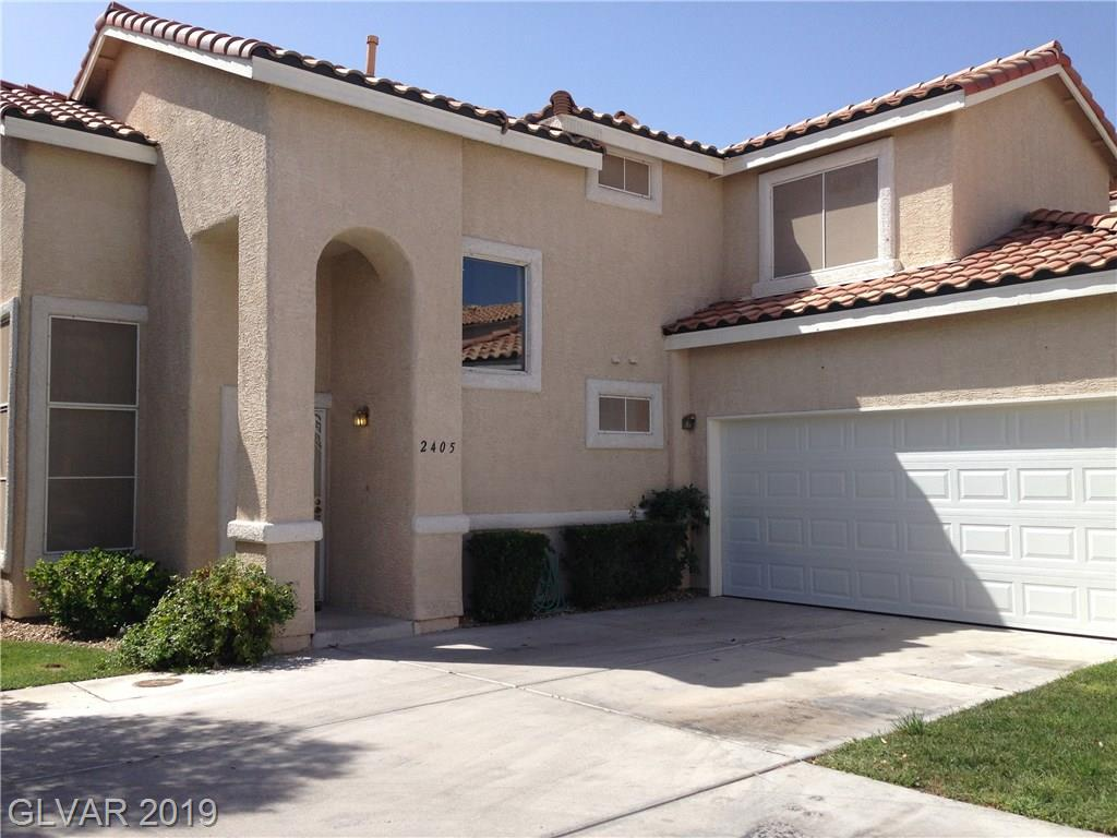 2405 Cliffwood Drive Henderson NV 89074
