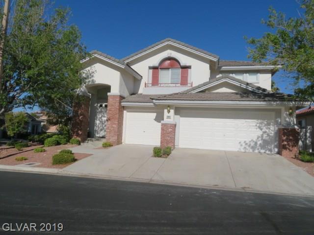 2012 Scarlet Rose Drive Las Vegas NV 89134