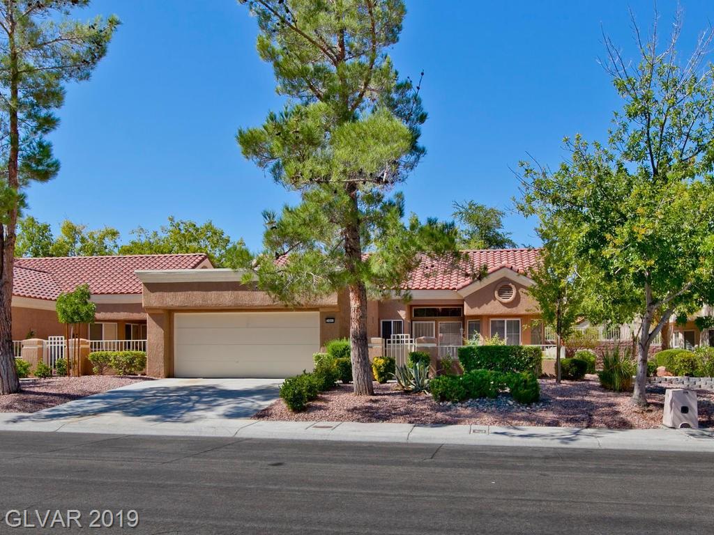 2445 Desert Butte Drive Las Vegas NV 89134