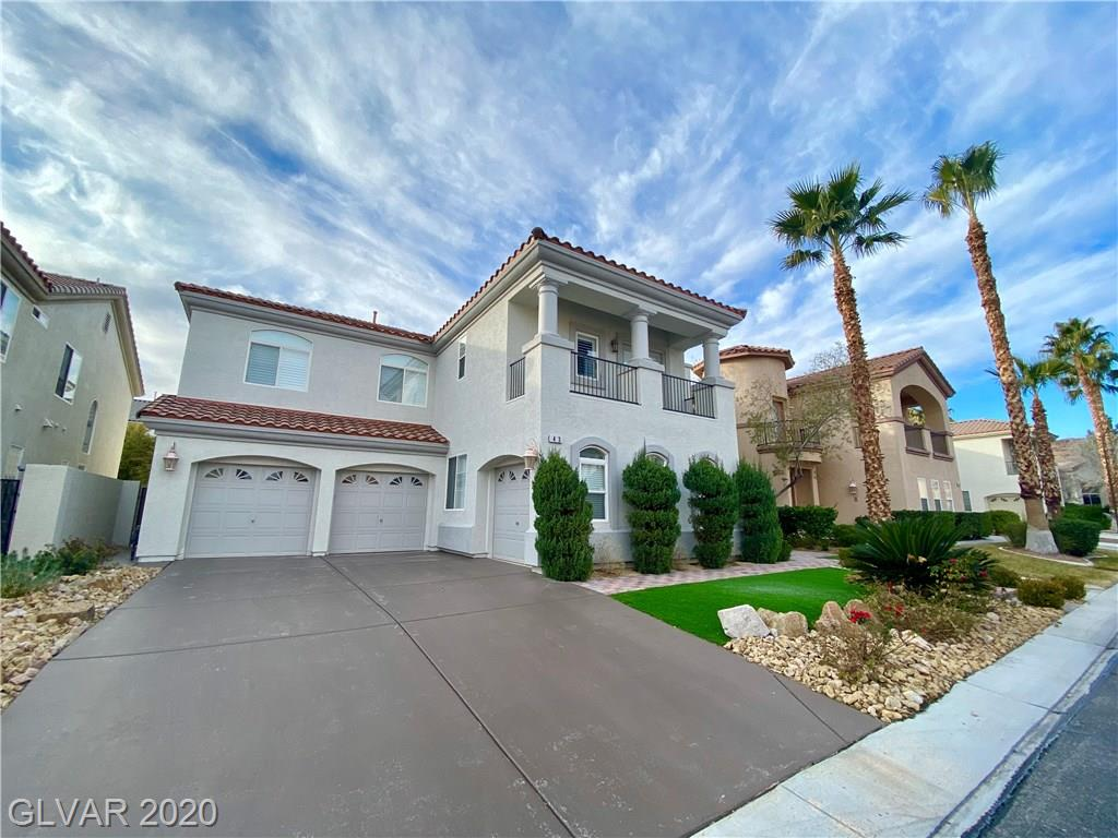 43 Big Creek Court Las Vegas NV 89148