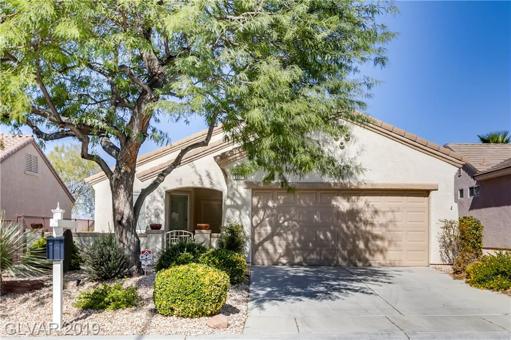 2309 Fossil Canyon Dr Henderson NV 89052