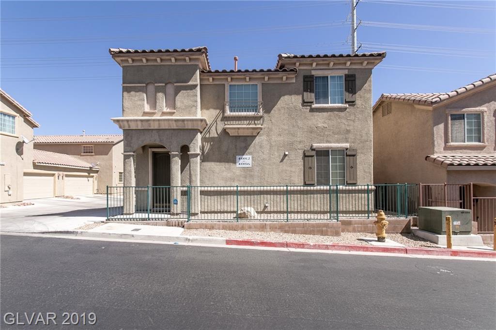 4082 Sparrow Rock Street Las Vegas NV 89129