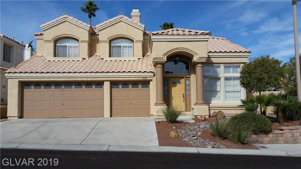 2429 Ivy Garden Court Las Vegas NV 89134