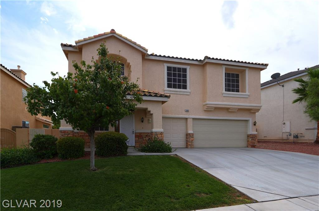 2663 Hourglass Dr Henderson NV 89052