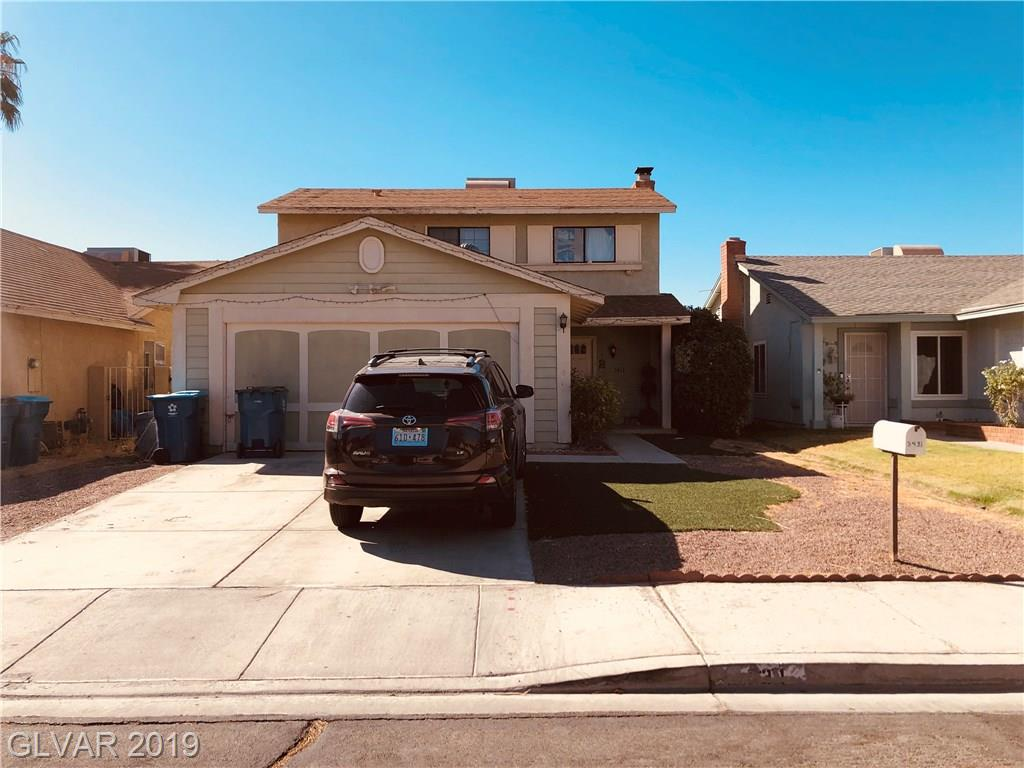 5431 Eastwick Circle Las Vegas NV 89142
