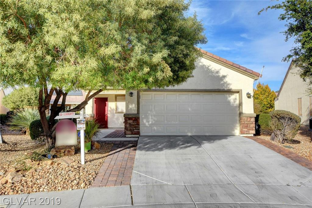 Sun City Aliante - 2316 Waxwing Ct