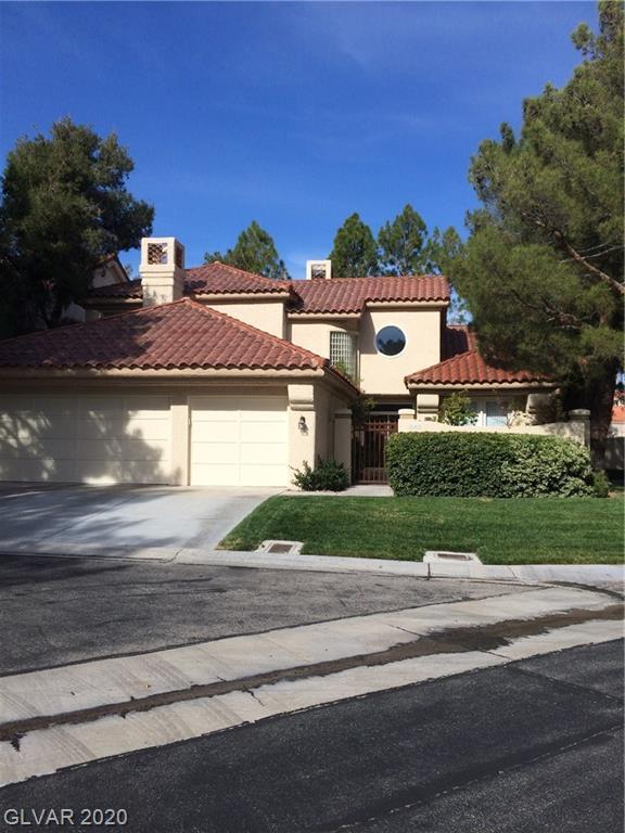 8141 Castle Pines Ave Las Vegas NV 89113