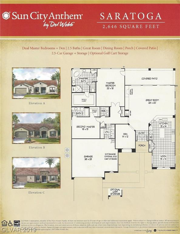 2312 Rosendale Village Ave Henderson, NV 89052 - Photo 47