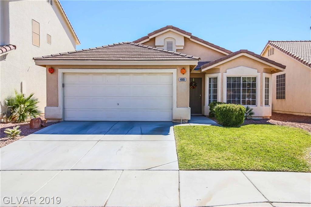 4905 West El Campo Grande Ave Las Vegas NV 89130