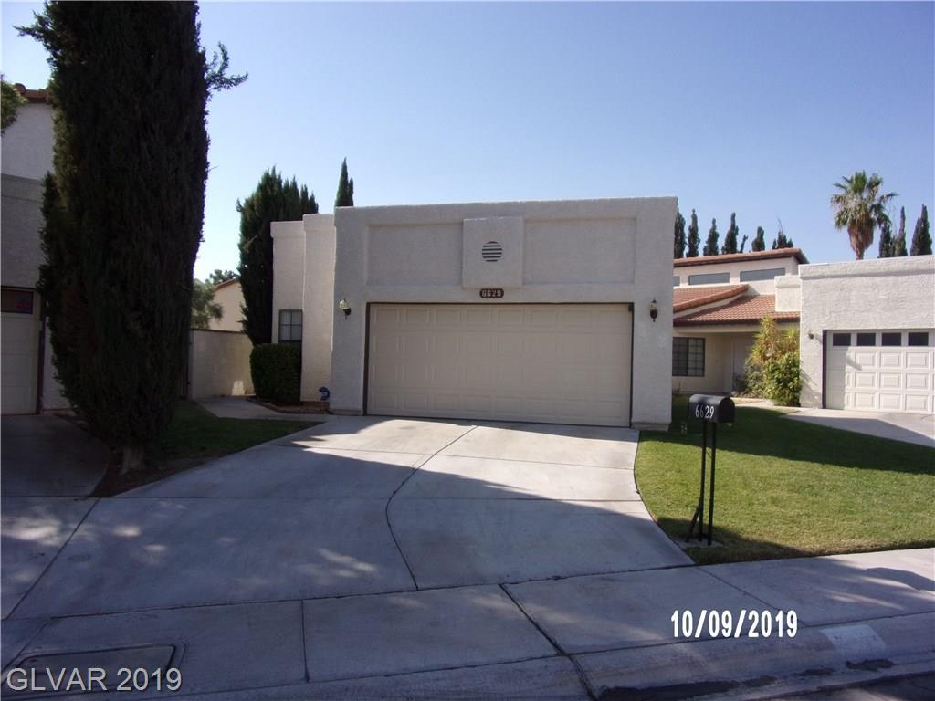 6629 Gatehouse Lane Las Vegas NV 89108