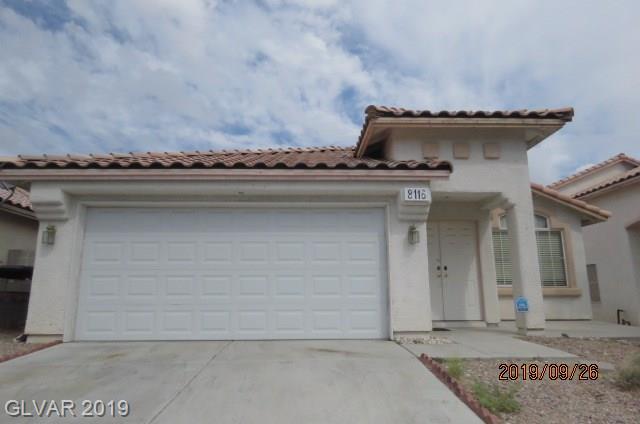 8116 Sundown Vista Avenue Las Vegas NV 89147