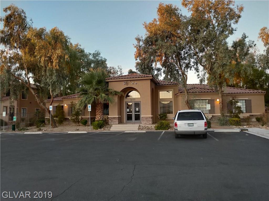 2071 Hussium Hills Street 206 Las Vegas NV 89108