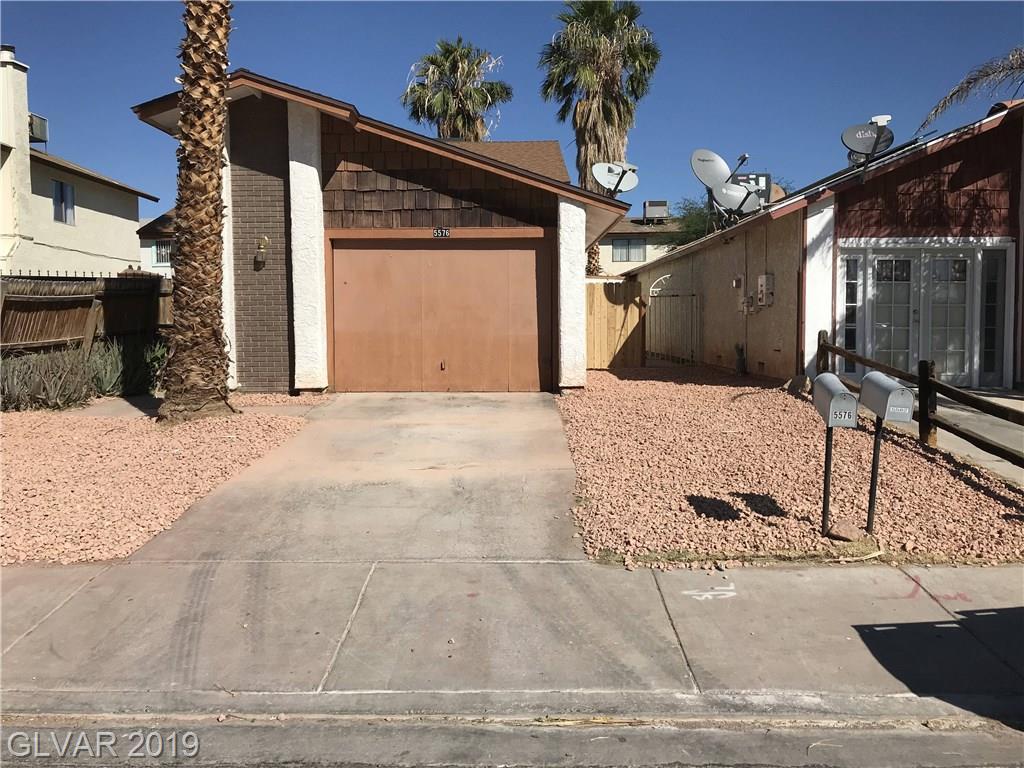 5576 White Cap St Las Vegas NV 89110