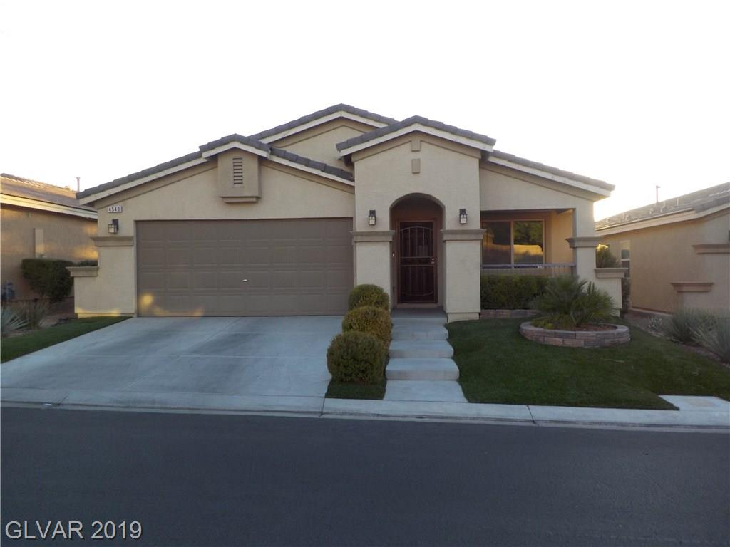 4540 Avery Rock Street Las Vegas NV 89147