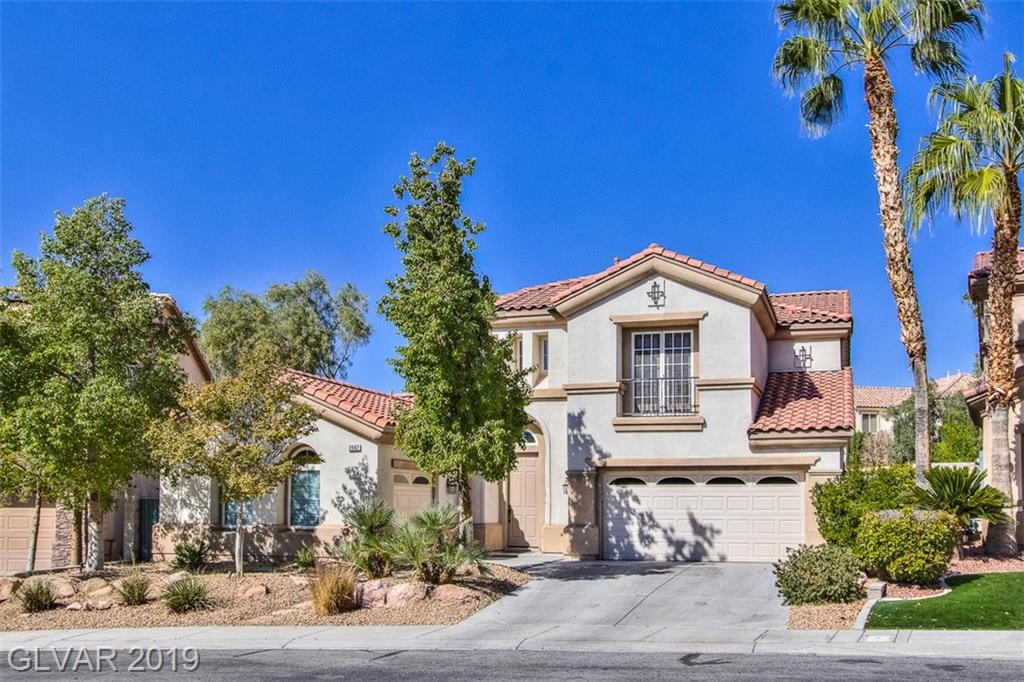 2842 Guardi Court Henderson NV 89052