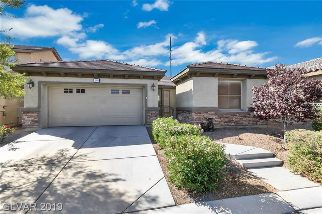 5809 Pleasant Palms Street North Las Vegas NV 89081