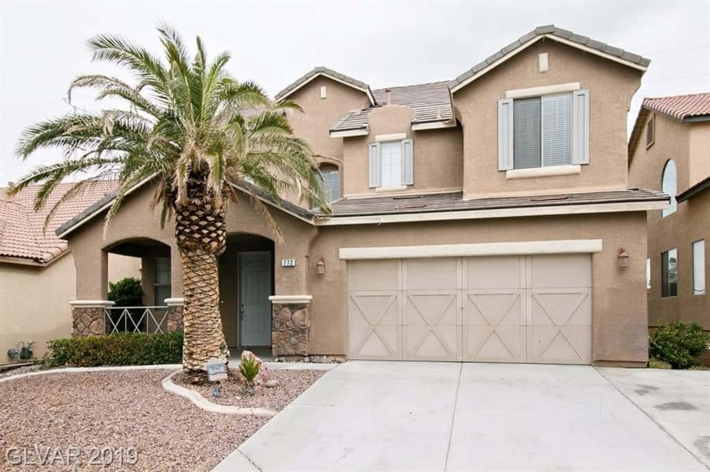 772 Valley Rise Dr Henderson NV 89052