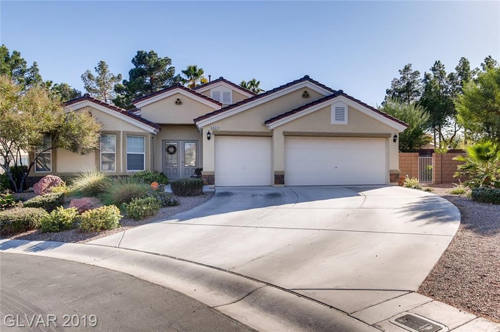 6421 Inwood Park Ct Las Vegas NV 89130