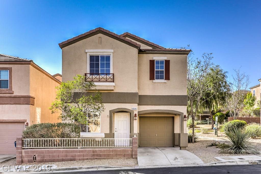 10545 Coal Canyon Avenue Las Vegas NV 89129
