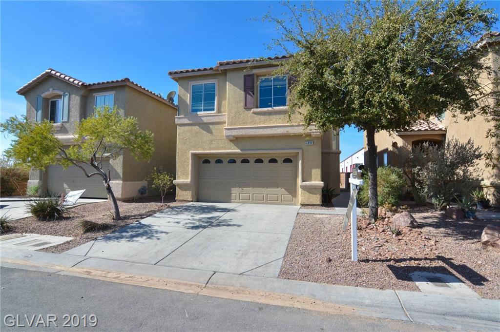 4989 Gingerlyn St Las Vegas NV 89122
