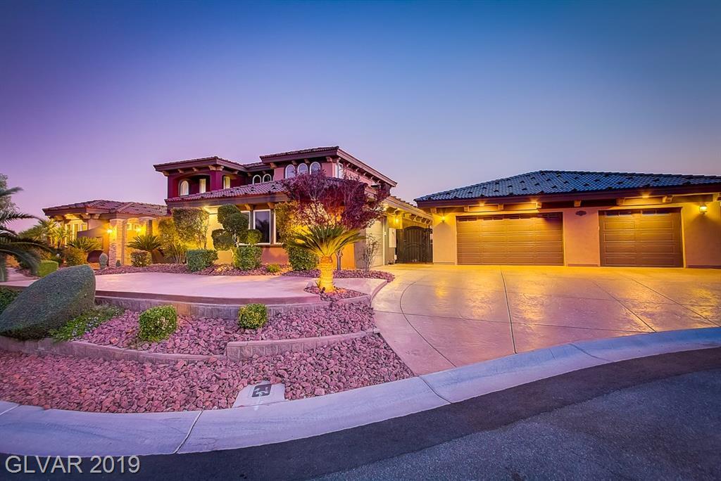4715 North Grand Canyon Drive Las Vegas NV 89129
