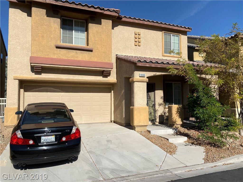 3996 Meadow Foxtail Drive Dr Las Vegas NV 89122