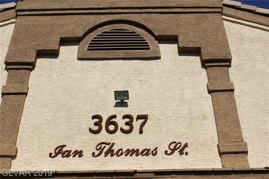 3637 Ian Thomas Street 201 Las Vegas NV 89129