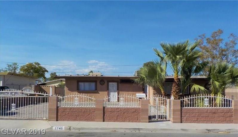 2746 Reynolds Ave North Las Vegas NV 89030